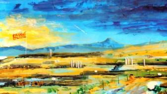 Изложба на Драган Верговски
