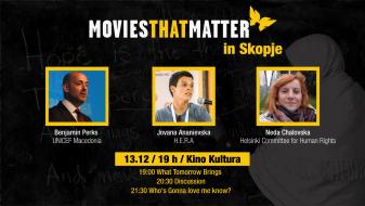 """Во """"Кино Култура"""" проекција на документарци посветени на човековите права"""
