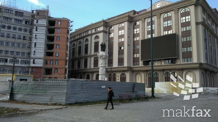 """Финансиска полиција во јануари оди во барокот кај """"Св. Богородица"""""""
