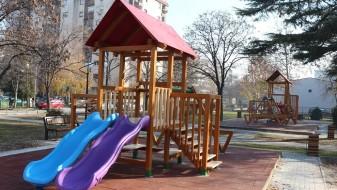 Целосно обновен Паркот Шопен во Кисела Вода