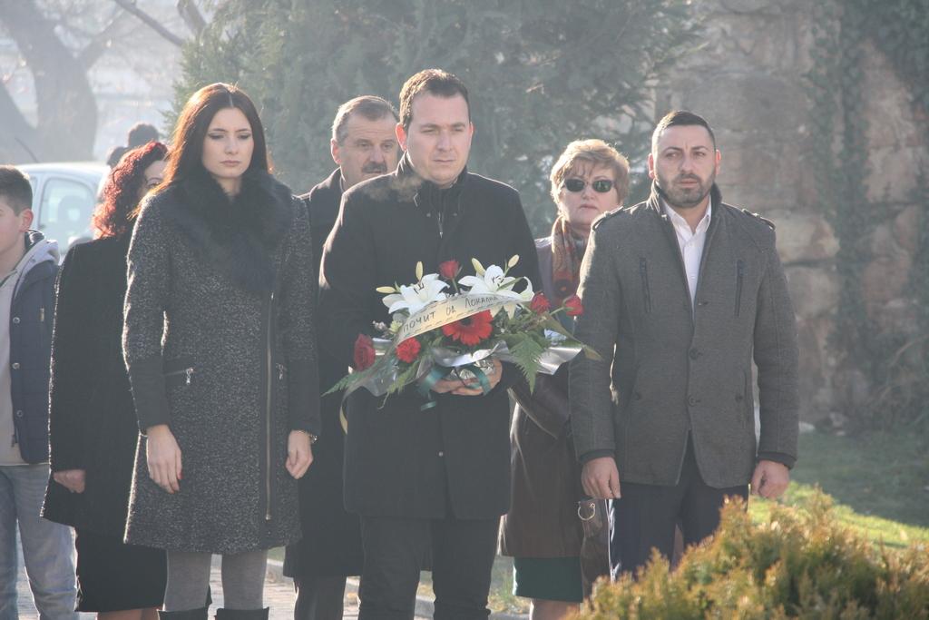Чествување на св  Климент Охридски во Прилеп  во пресрет на празникот