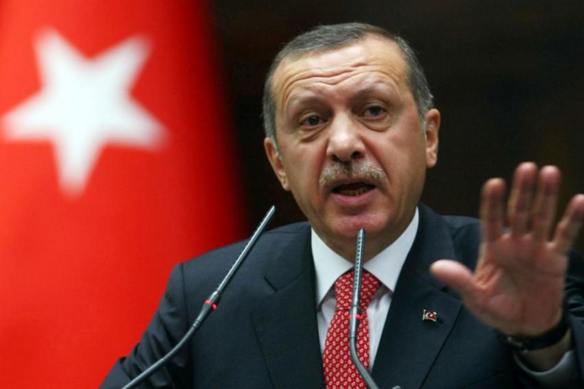 Ердоган  Американското признавање на Ерусалим   црвена линија