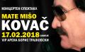 Концерт на Мишо Ковач во Скопје