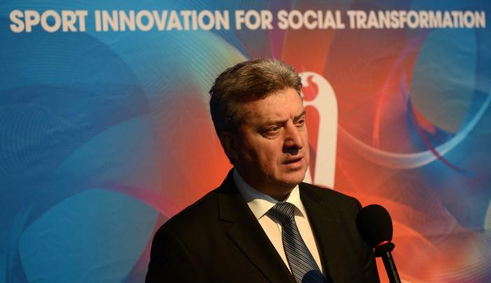 Иванов: Спортот придонесува за помирување и сплотување на луѓето