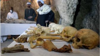 Археолозите открија гробници во Луксор од пред 3.500 години