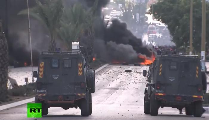 (Видео) Судири по одлуката на Трамп за Ерусалим