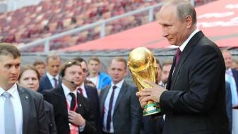 Путин ќе присуствува на ждрепката за СП