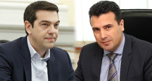 Заев планира средба со Ципрас во Атина по Нова година