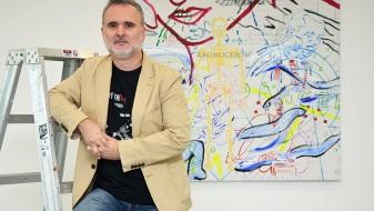 Зоран Попоски во потесен избор за британска награда за уметност