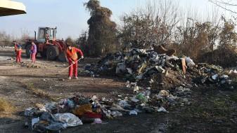 Скопје: Досега исчистени 2.754 кубни метри смет од дивите депонии