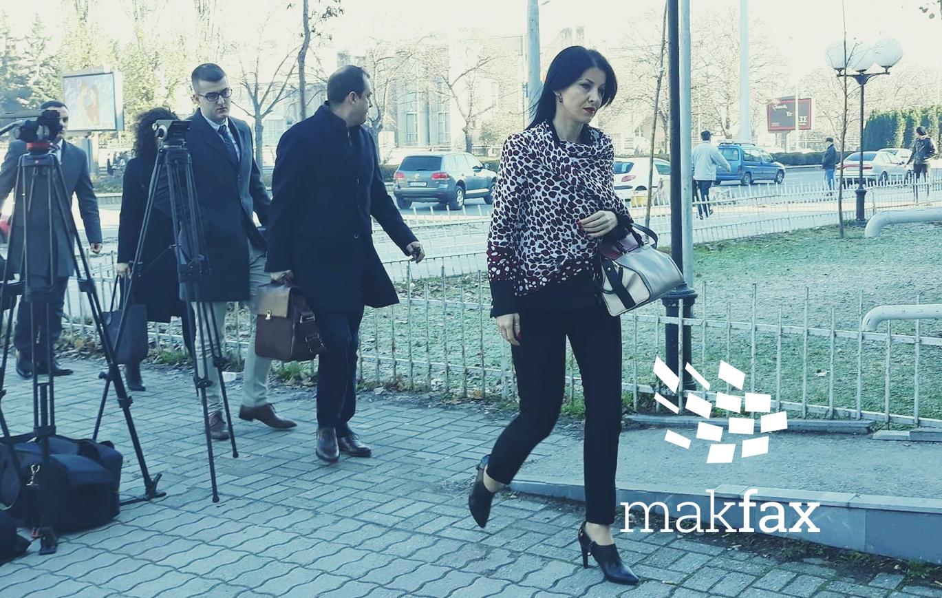 Фатиме Фетаи  Адвокатите ја одолговлекуваат постапката  Груевски е обвинет за насилство