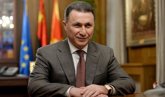 Никола Груевски најави оставка