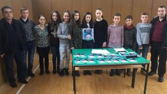 Промовирана книга на ученичка од Дебарско