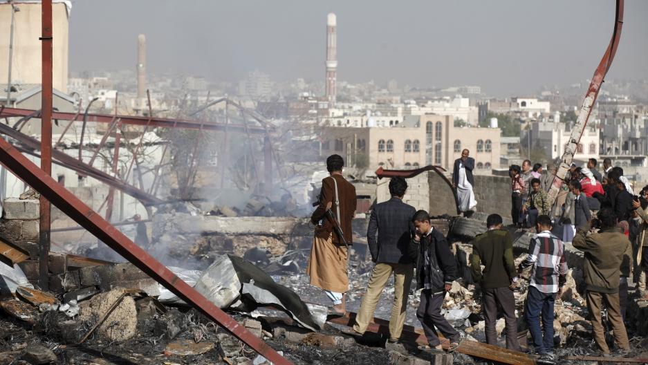 Над 50 мртви при воздушни напади во Јемен