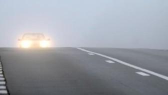Поради магла, намалена видливост на превојот Стража