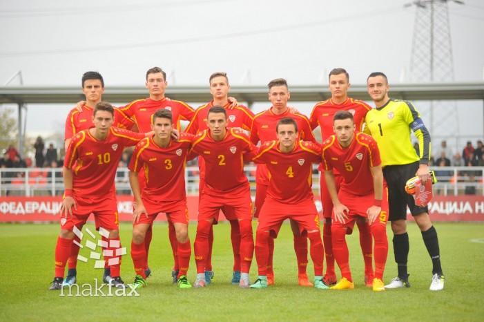 Тешка група за селекцијата У-19 во елитните квалификации