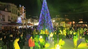 Дочекот на Нова Година во Охрид со Даниел Кајмакоски