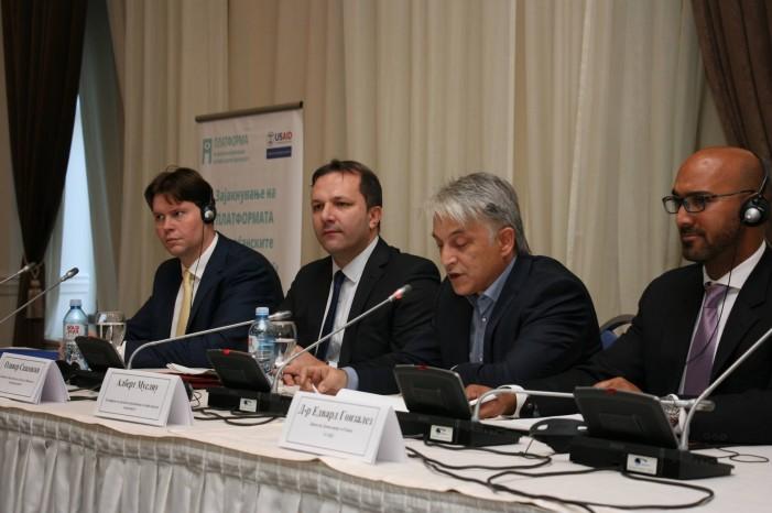 Спасовски: Реформите не значат ништо ако нема промена на свеста