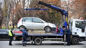 """""""Пајакот"""" вчера кренал 91 возило во Скопје"""