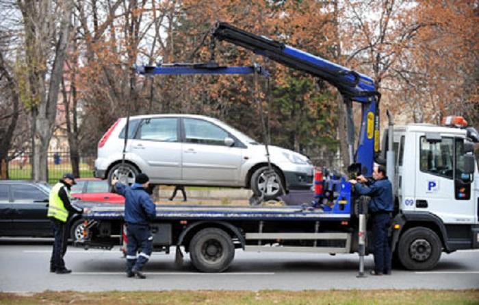 Викендов во Скопје пајак службата кренала 143 возила