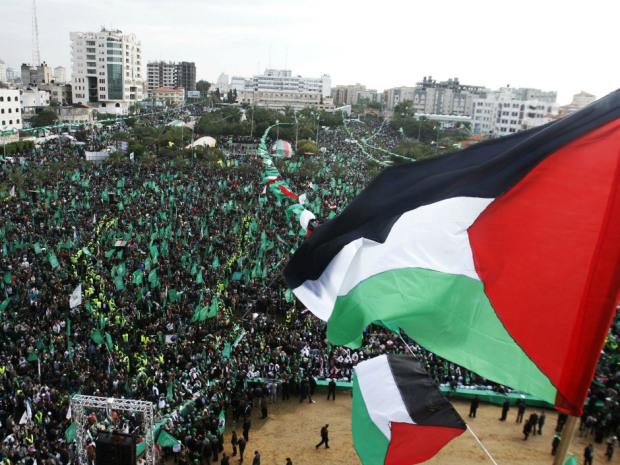 Лидертот на Хамас ги повика Палестинците на востание