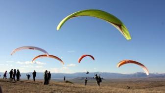 Параглајдеристите од регионот воодушевени од теренот во Пелагонија
