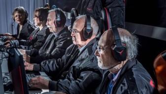 """(Видео) Тим составен од пензионери доминира во """"Кантер страјк"""""""