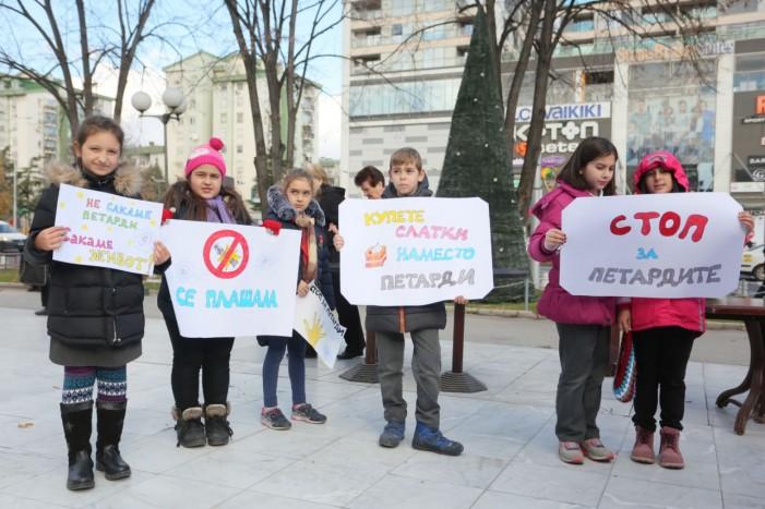 Кампања против употребата на пиротехнички средства