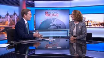 (Видео) Шекеринска за Би-би-си: Македонија повторно стана позитивен балкански пример за ЕУ и НАТО