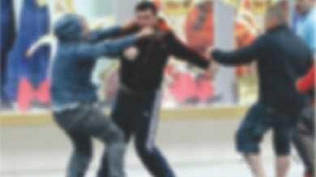 Малолетници се тепале во Чаир  договориле судир по расправија на социјални мрежи
