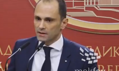 Venko Filipce, Minister za zdravstvo