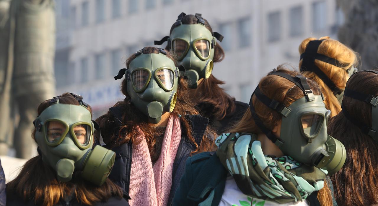 Скопјани на протест ќе бараат чист воздух