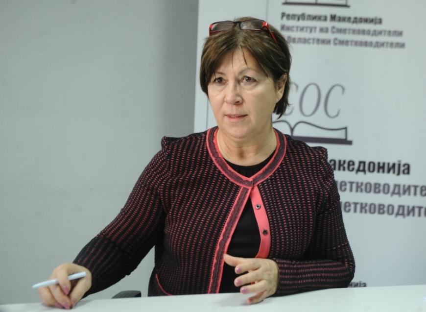 Надзорниот одбор ја разрешил претседателката Ленче Папазовска