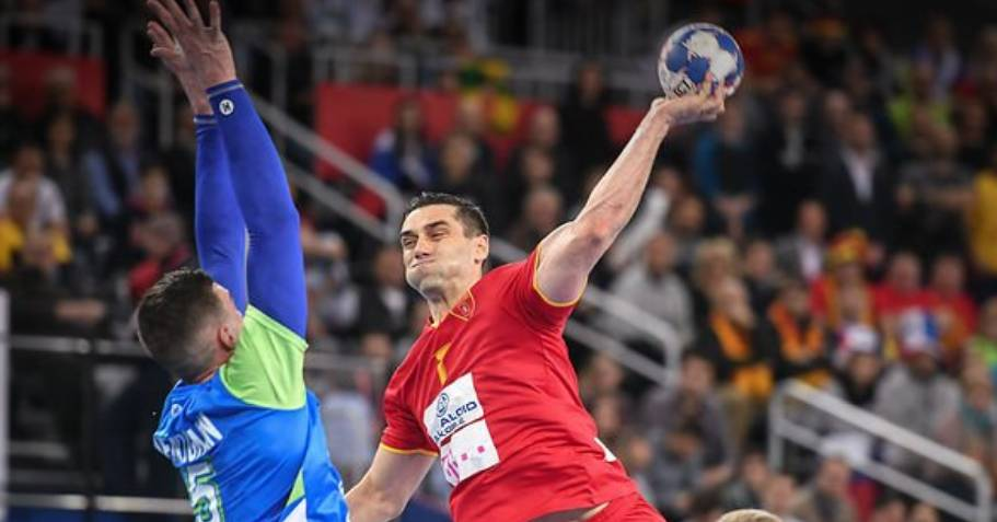 Македонија со победа против Словенија го стартуваше Европското првенство