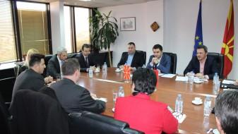 Албанските бизнисмени заинтересирани да инвестираат во македонскиот туризам, енергетика и минерални суровини