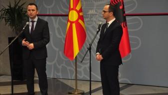 Османи: Македонија и Албанија заслужуваат место во стратегијата за проширување на Европската комисија