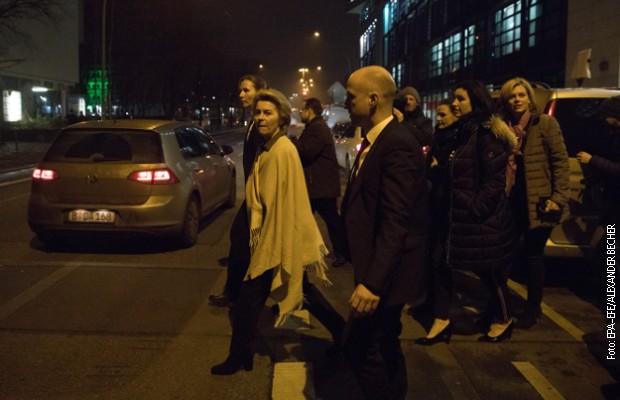 Постигнат договор во Берлин, почнуваат официјални преговори за влада