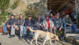 Хрватски остров на кој живеат седум луѓе и едно куче