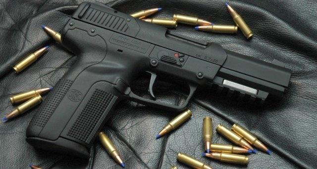 Прилепчани фатени со оружје и муниција во автомобил
