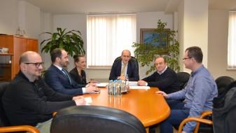Министерството за правда и УПОЗ ќе формираат работна група за подобрување на работните услови