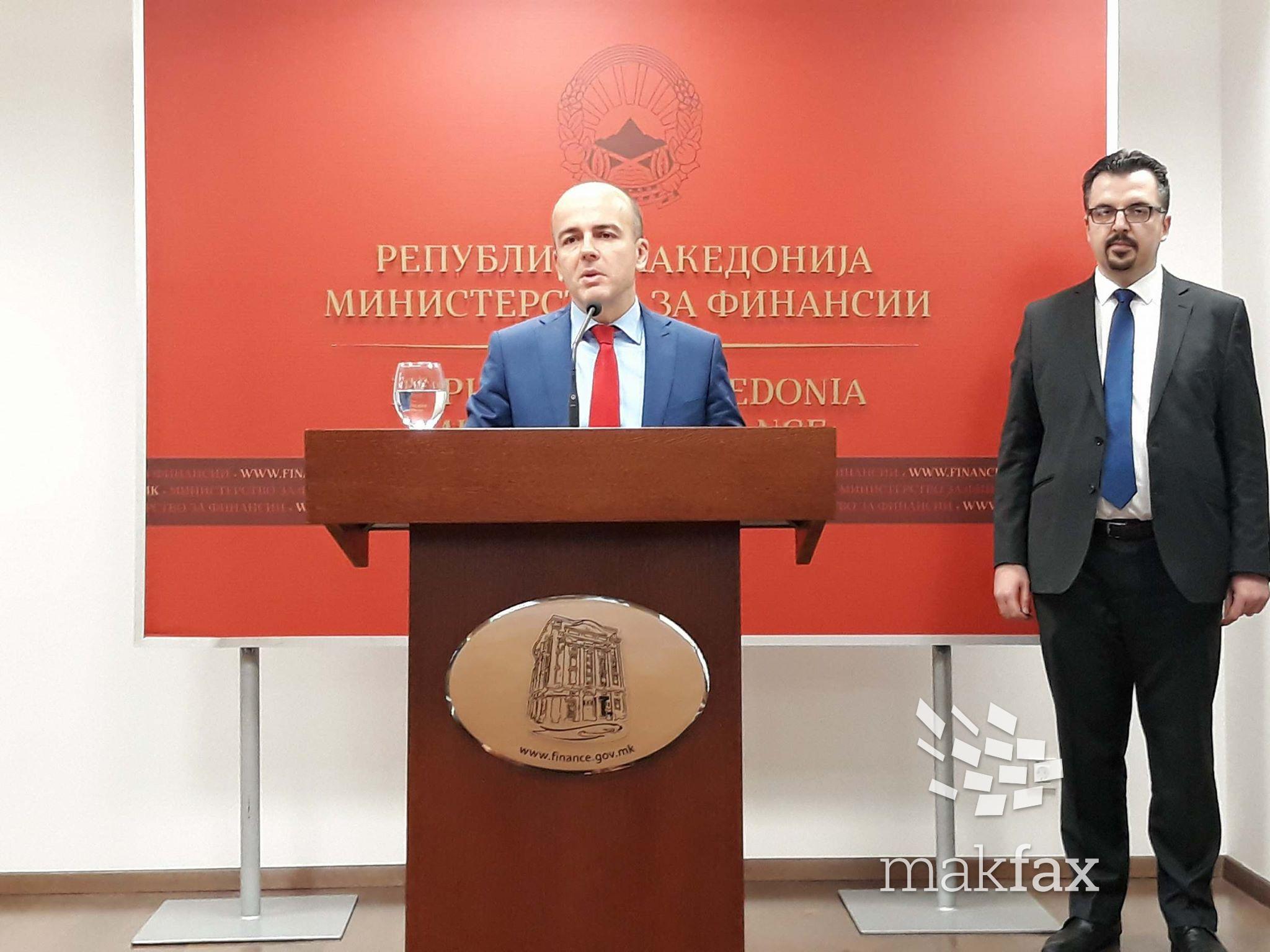 Тевдовски  Не празнувавме за да земеме еврообврзница со најниска камата