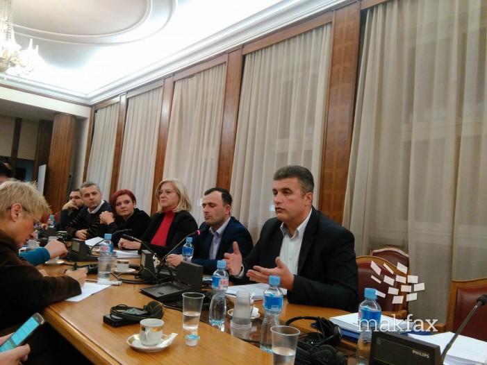 (Видео) СДСМ поднесе предлог за намалување на патните трошоци за пратениците