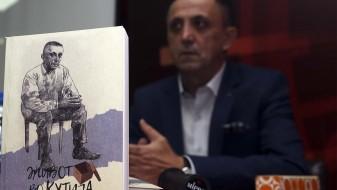 Кежаровски: Книгата ги отсликува сеќавањата додека бев во затвор