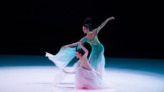 Кинески класичен танц во Велешкиот театар