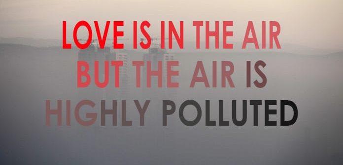 Нов протест пред Владата поради загадениот воздух