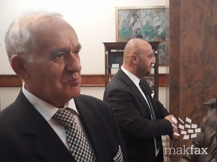 (Видео) Кадриу: Законот за јазици е Уставен