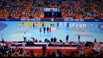 Заев: Тимската игра, поддршката од трибините и победата ни донесоа сигурно место во наредната фаза