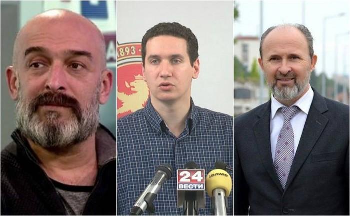 Тони Михајловски, Влатко Ѓорчев, Коце Трајановски, избран новиот Извршен комитет на ВМРО-ДПМНЕ