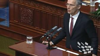 Столтенберг: Без решение на името, нема во НАТО, бидете транспарентни со реформите што ги спроведувате