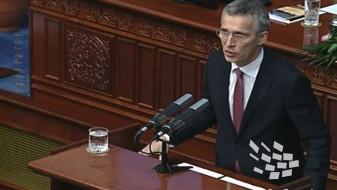 Столтенберг: Me шокираа настаните во Собранието, од држава пред пропаст станавте функционална земја